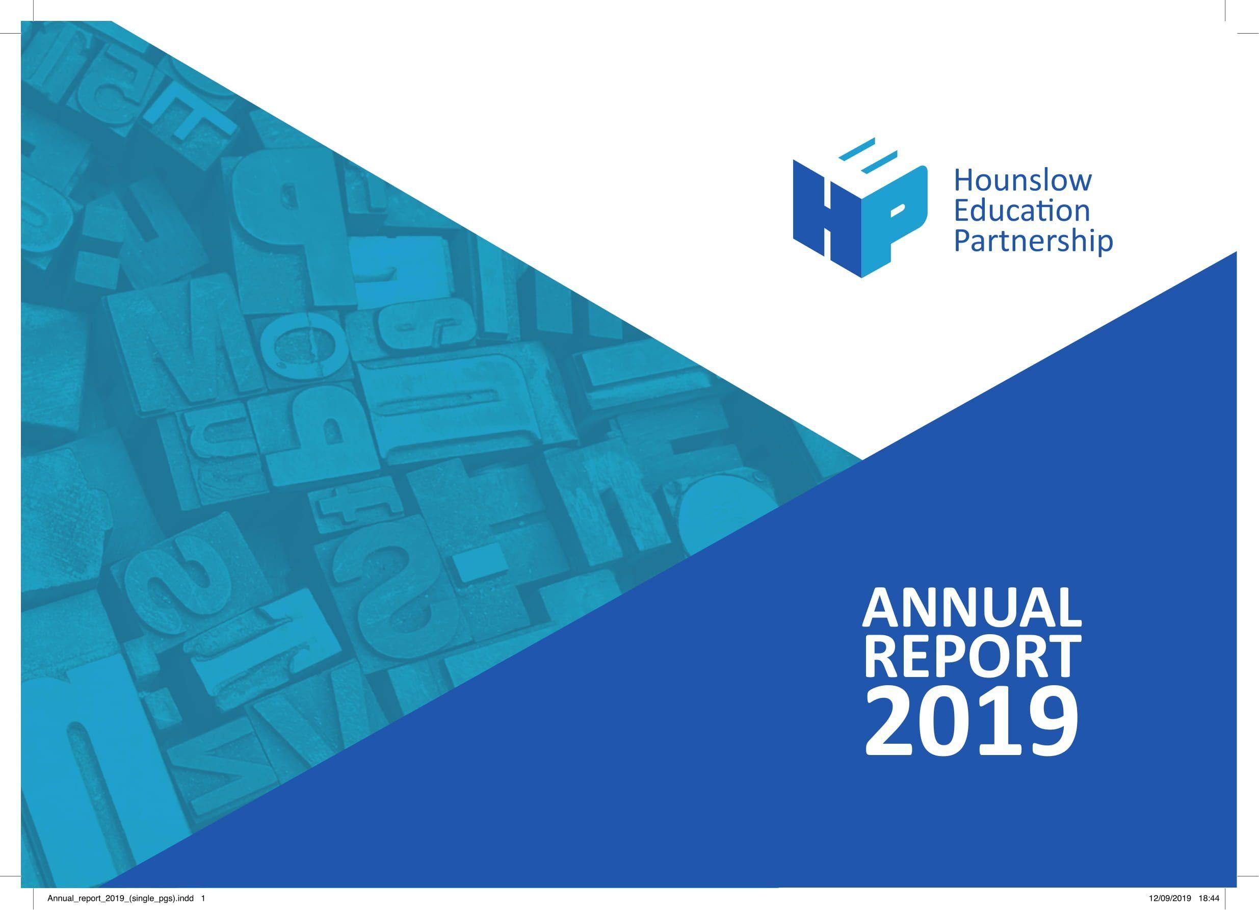 HEP Annual Report 2019