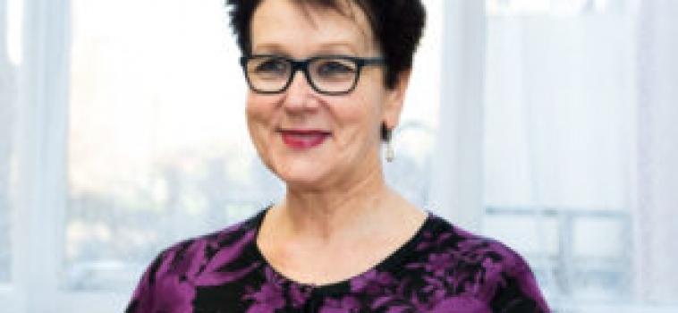 Headteacher Maureen Buckby –  Sharing Best Practice – The Key to Success
