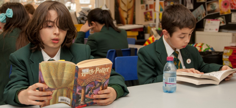 Sarah Hubbard, Her Majesty's Inspector (HMI), is Ofsted's national lead for English, primary and secondary (as a subject). Here she writes on the English curriculum, books and the pleasure of reading.