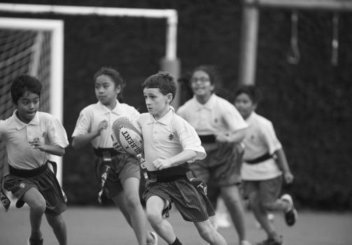 HEP Supports Harlequins Foundation Launch of Unique Primary Resources