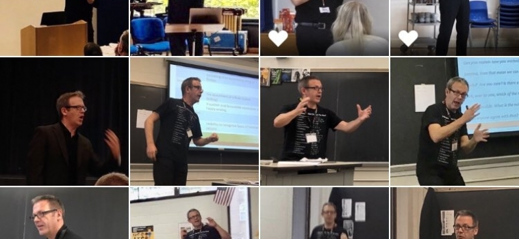Tom Sherrington – keynote speech at Bolder Academy
