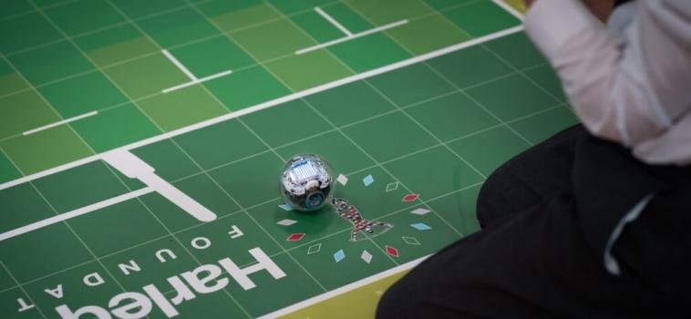 Harlequins Foundation 'Robot Rugby' Coding Offer